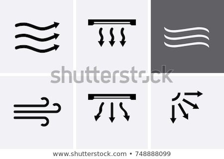cooler ventilation vector symbol icon Stock photo © blaskorizov