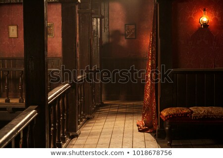 A western saloon background Stock photo © bluering