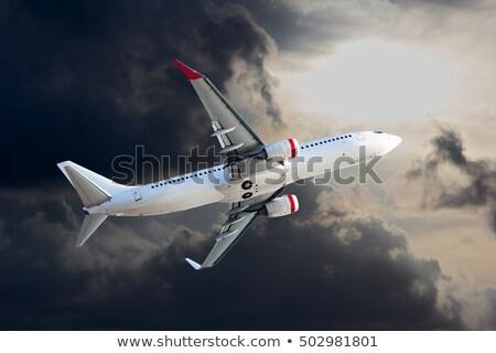 Vleugel turbine donkere eps10 vector formaat Stockfoto © mechanik