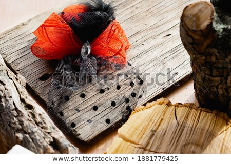 contrasting background threads hair Stock photo © Olena