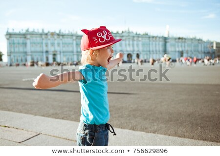 Boy in St.Petersburg Stock photo © Paha_L