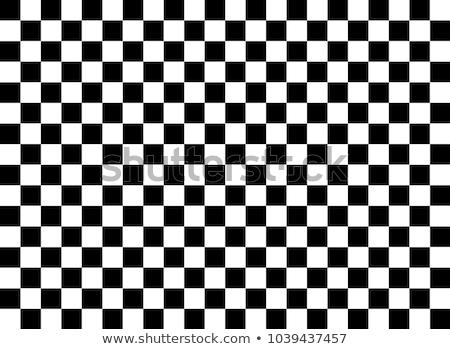 vacío · tablero · de · ajedrez · hacer · blanco · negocios · negro - foto stock © deyangeorgiev