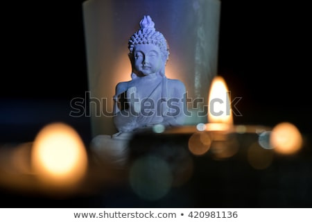 Tibetan shrine Stock photo © bbbar