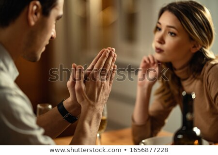 Man begging Stock photo © photography33