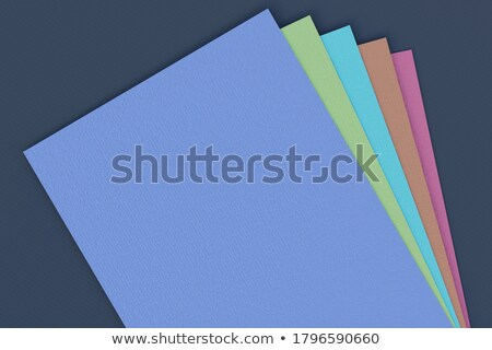 backdrop 3d render of lines in multiple colors Stock photo © Melvin07