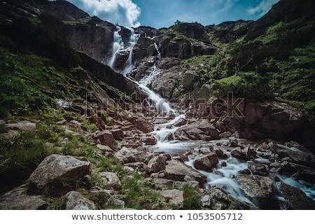 滝 · 山 · ポーランド · 自然 · 旅行 · 公園 - ストックフォト © mironovak