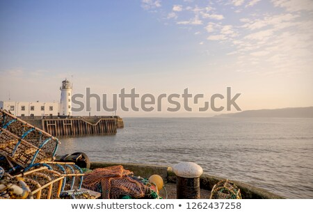Scarborough Lighthouse Stock photo © speedfighter
