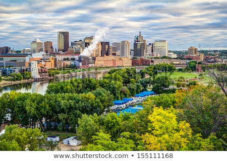Cathedral of St. Paul, Minnesota Stock photo © AndreyKr