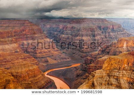 ocidente · Grand · Canyon · Arizona · EUA · sol - foto stock © weltreisendertj
