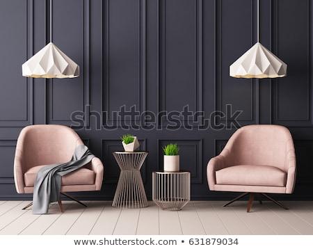 Light interior design Stock photo © MikhailMishchenko