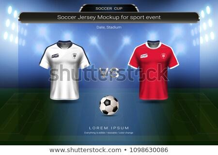 Uruguay vs Costa Rica Stock photo © smocker03