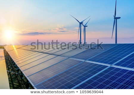 sustainable energy Stock photo © adrenalina