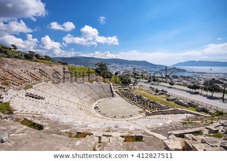 Bodrum amphitheatre Stock photo © magraphics