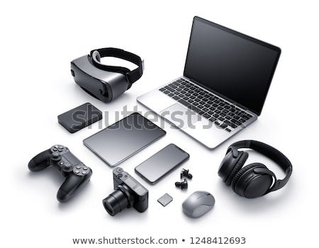 electronic gadget Stock photo © PetrMalyshev