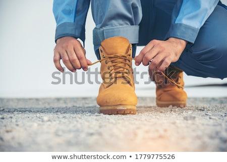 Stock photo: Footwear