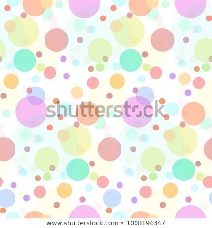 Pöttyös lila szín tapéta minta modern Stock fotó © SArts