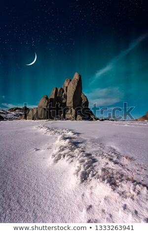 青 · 山 · オーストラリア · シドニー · ニューサウスウェールズ州 · 水 - ストックフォト © tang90246