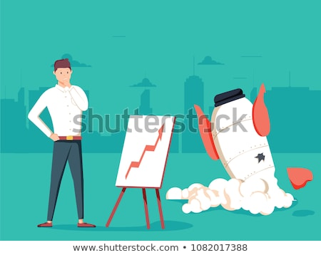 Business Strategy Failure Stock photo © Lightsource