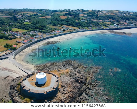 Fort Grey Guernsey Stock photo © chris2766