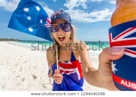 The way Australians celebrate Stock photo © lovleah