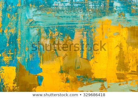 vibrant abstract art design element Stock photo © TRIKONA