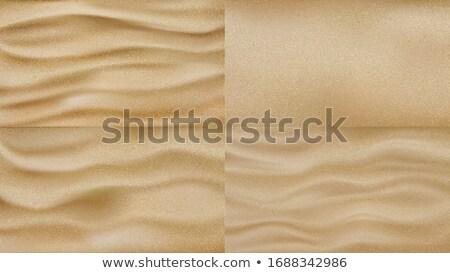 海岸線 ビーチ 砂漠 砂 テクスチャ セット ストックフォト © pikepicture