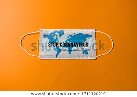 Globalny świat koronawirus zakażenie zdrowia nauki Zdjęcia stock © SArts
