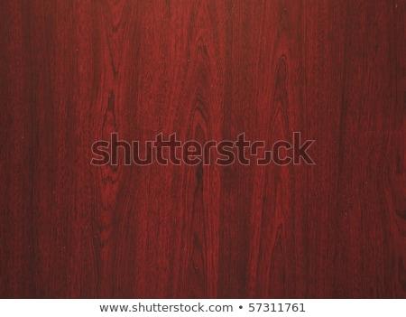 Bom imagem polido textura de madeira abstrato Foto stock © inxti