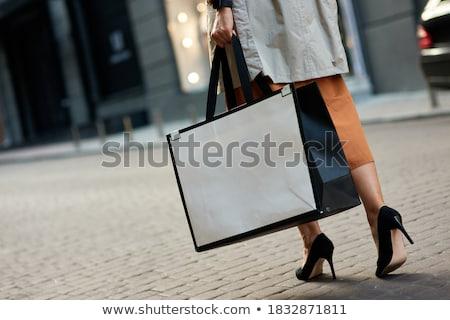 Piernas bolsas imagen bajar cuerpo Foto stock © RazvanPhotography