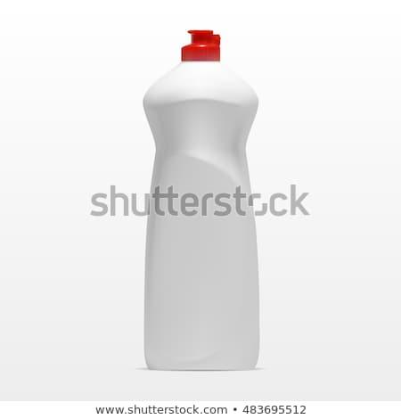 料理 ボトル ベクトル 赤 ストックフォト © almoni