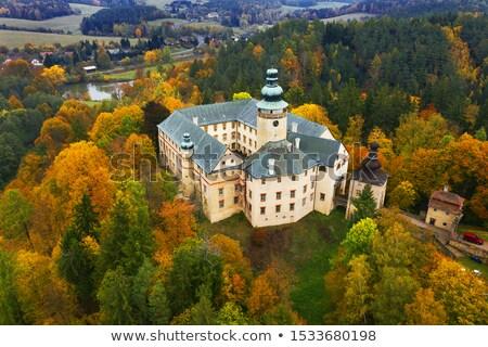 Lemberk Castle, Czech Republic Stock photo © phbcz