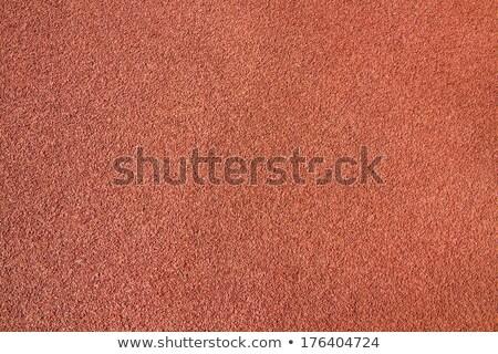 Sérült versenypálya textúra kár sport mező Stock fotó © vichie81