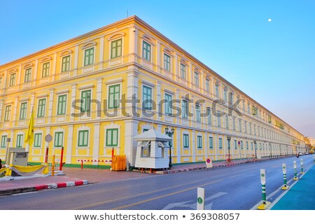 Ministry of Defence in Bangkok Stock photo © joyr