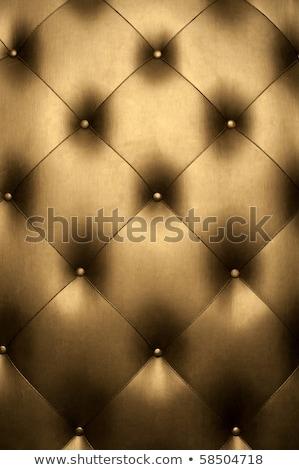 bronze upholstery leather background  Stock photo © illustrart