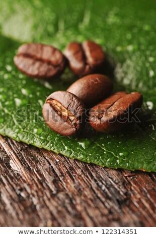 espresso · baharatlar · kahve · fasulye - stok fotoğraf © chrisjung