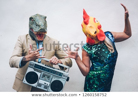 crazy Stock photo © zittto