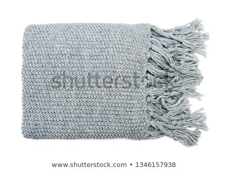 Woollen Blanket Stock photo © pazham