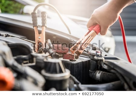 jumper cables stock photo © stocksnapper