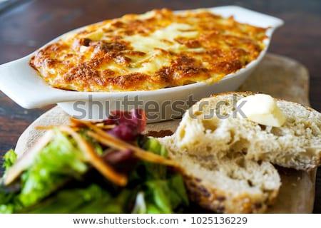 patate · cipolla · colore · vegetali · ciotola · erbe - foto d'archivio © m-studio