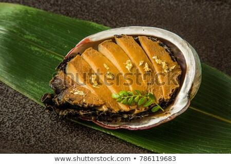 Japon · stil · çanak · gıda · çorba · ahşap - stok fotoğraf © keko64