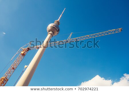 Stock photo: Berlin construction