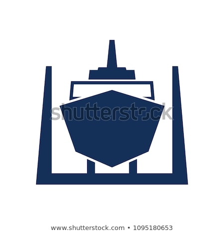 Dry Dock Boat Stock photo © rghenry