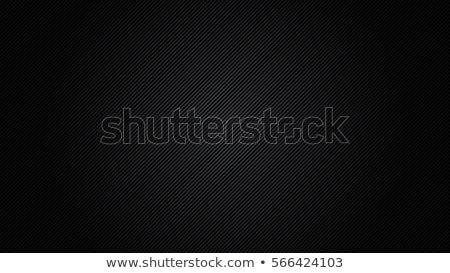 Сток-фото: Dark Metal Background With Square Elements