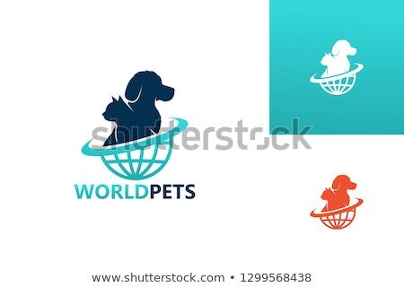 Animal planet Logo Symbol Stock photo © netkov1