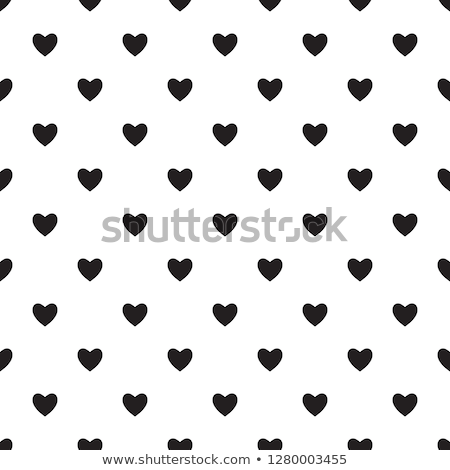 Basit kalp model vektör soyut baskı Stok fotoğraf © Galyna