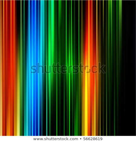 Stylish decorative light streaks Stock photo © sommersby