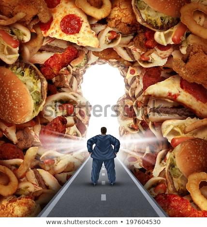 cholesterol disease challenge stock photo © lightsource