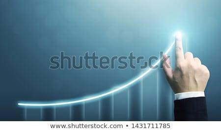 Increasing Revenue Graph Concept Stock photo © ivelin