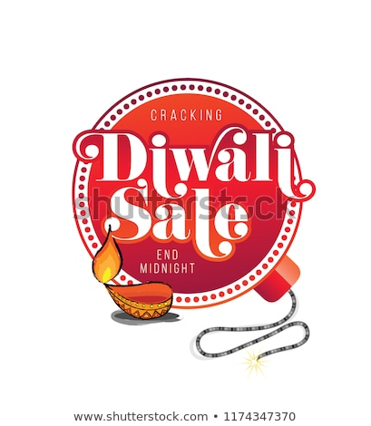 big diwali sale and promotional banner design Stock photo © SArts