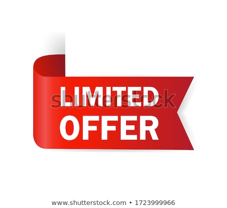 Exclusive Products with Super Sale Special Offer Stock photo © robuart